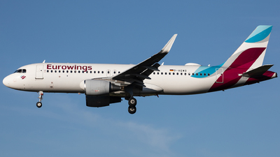 A picture of DAEWS - Airbus A320214 - Eurowings - © Oliver Sänger