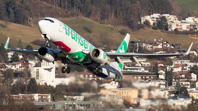 PH-HZO - Boeing 737-8K2 - Transavia Airlines