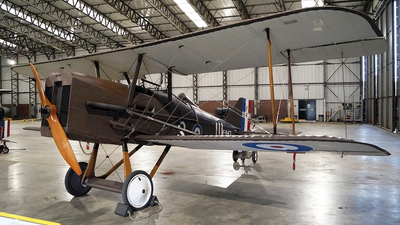 G-BKDT - Royal Aircraft Factory S.E.5a - Private