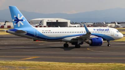 XA-APO - Airbus A320-251N - Interjet