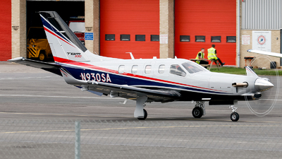 N930SA - Socata TBM-930 - Private