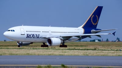 C-GRYA - Airbus A310-304 - Royal Airlines