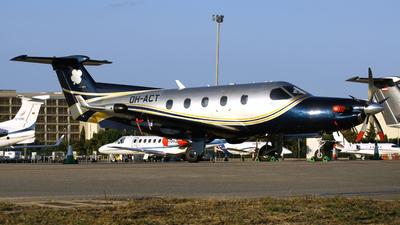 OH-ACT - Pilatus PC-12/45 - Private