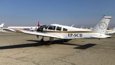 EP-SCD - Piper PA-28-161 Warrior II - Parsis Aviation Training Center (PATC)