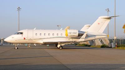 OE-ISU - Bombardier CL-600-2B16 Challenger 605 - International Jet Management