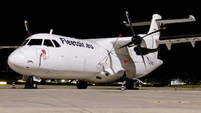 LZ-FAC - ATR 42-320(F) - Fleet Air International
