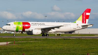 CS-TNV - Airbus A320-214 - TAP Portugal
