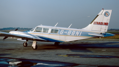 G-BBNI - Piper PA-34-200 Seneca - Private