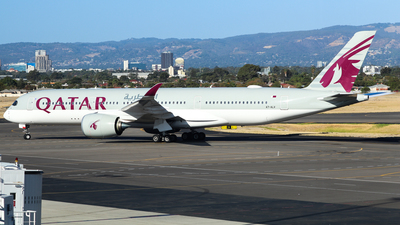 A7-ALV - Airbus A350-941 - Qatar Airways