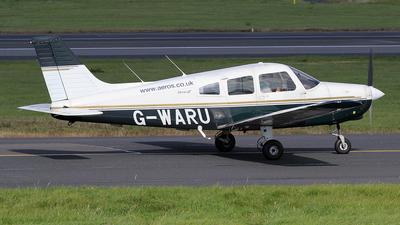 A picture of GWARU - Piper PA28161 - [2842023] - © Ian Howat