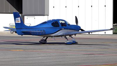 N809GS - Cirrus SR22T Carbon - Private