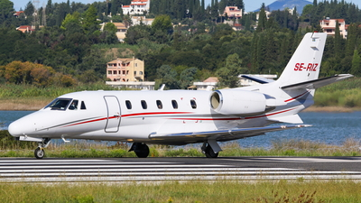 A picture of SERIZ - Cessna 560XL Citation Excel -  - © Dima Gabriel