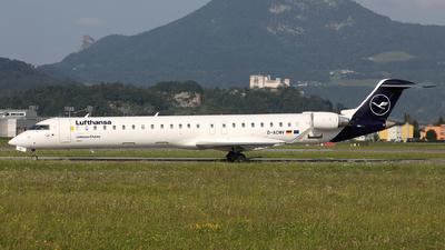 D-ACNV - Bombardier CRJ-900LR - Lufthansa CityLine