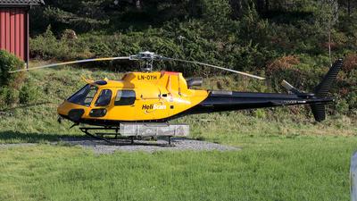 LN-OYH - Eurocopter AS 350B3 Ecureuil - Heliscan