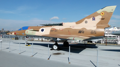 999734 - IAI F-21A Kfir - Israel - Air Force