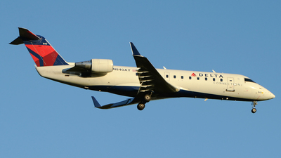 N840AY - Bombardier CRJ-200LR - Delta Connection (Endeavor Air)