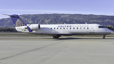N948SW - Bombardier CRJ-200ER - United Express (SkyWest Airlines)