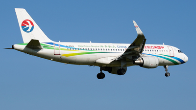 A picture of B9943 - Airbus A320214 - China Eastern Airlines - © Adam_Thu