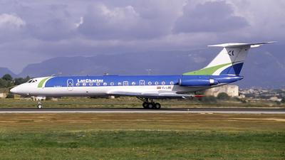 YL-LBE - Tupolev Tu-134B-3 - LatCharter Airlines