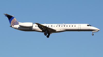A picture of N16981 - Embraer ERJ145LR - [145208] - © toyo_69pr