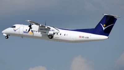 OE-LSB - Bombardier Dash 8-Q314 - InterSky