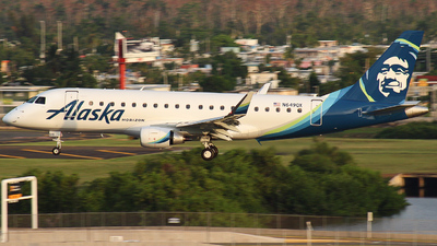 N649QX - Embraer 170-200LR - Alaska Airlines (Horizon Air)