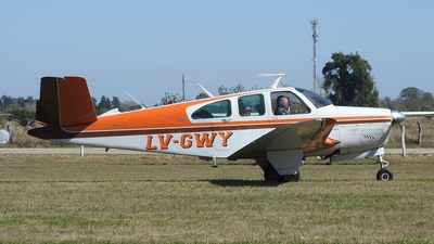 LV-GWY - Beechcraft 35 Bonanza - Private