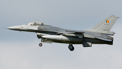 FA-119 - General Dynamics F-16AM Fighting Falcon - Belgium - Air Force