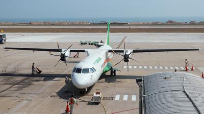 B-17005 - ATR 72-212A(600) - Uni Air