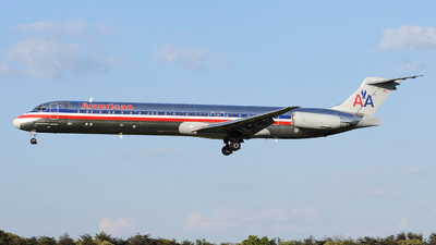 N435AA - McDonnell Douglas MD-82 - American Airlines