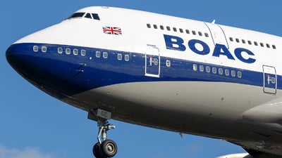 G-BYGC - Boeing 747-436 - British Airways