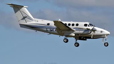G-IMEA - Beechcraft 200 Super King Air - Cega Aviation
