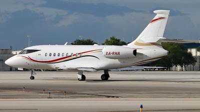 XA-RHA - Dassault Falcon 2000 - Private