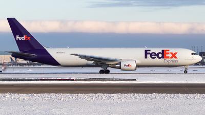 N189FE - Boeing 767-3S2F(ER) - FedEx