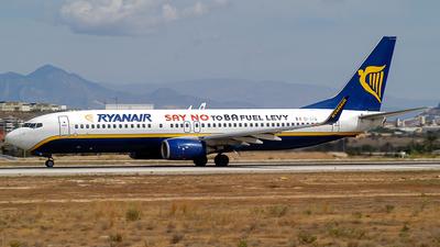 EI-CTB - Boeing 737-8AS - Ryanair