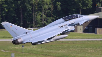 30-99 - Eurofighter Typhoon EF2000(T) - Germany - Air Force