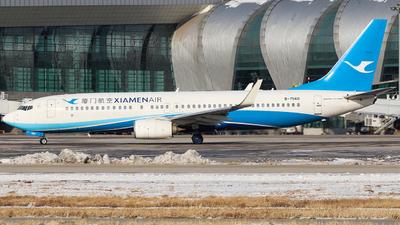 B-7560 - Boeing 737-85C - Xiamen Airlines