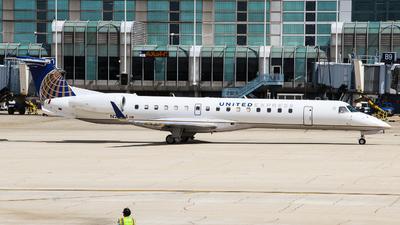 N21154 - Embraer ERJ-145XR - United Express (ExpressJet Airlines)
