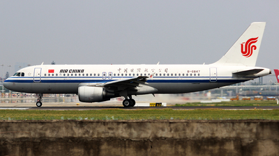 B-6847 - Airbus A320-214 - Air China