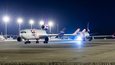 N607FE - McDonnell Douglas MD-11(F) - FedEx