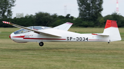 SP-3034 - SZD 9bis Bocian - Aeroklub Wroclawski
