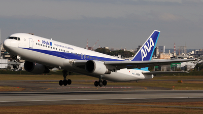 JA8569 - Boeing 767-381 - All Nippon Airways (ANA)