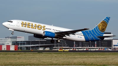 5B-DBI - Boeing 737-86N - Helios Airways