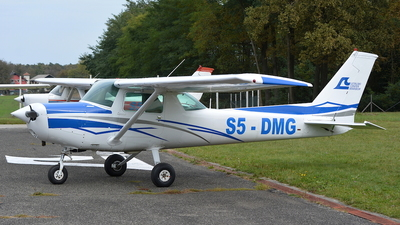S5-DMG - Reims-Cessna F152 II - Letalski center Maribor
