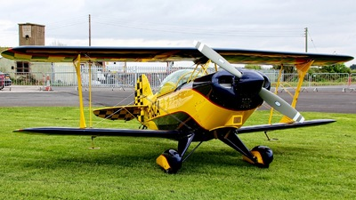 G-ISZA - Pitts S-2A Special - Private