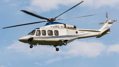 I-LUXT - Agusta-Westland AW-139 - Private