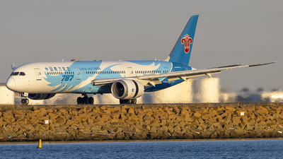 A picture of B20D7 - Boeing 7879 Dreamliner - China Southern Airlines - © Annette