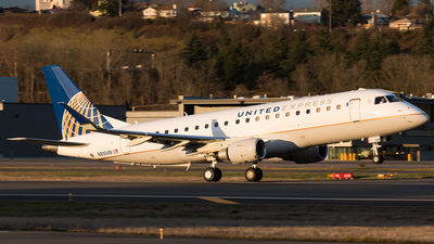 N89349 - Embraer 170-200LR - United Express (Mesa Airlines)