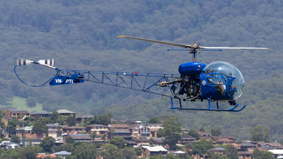 VH-PTL - Bell 47G-3B1 - Private