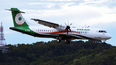 B-17016 - ATR 72-212A(600) - Eva Air
